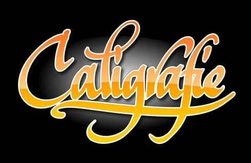 caligrafie